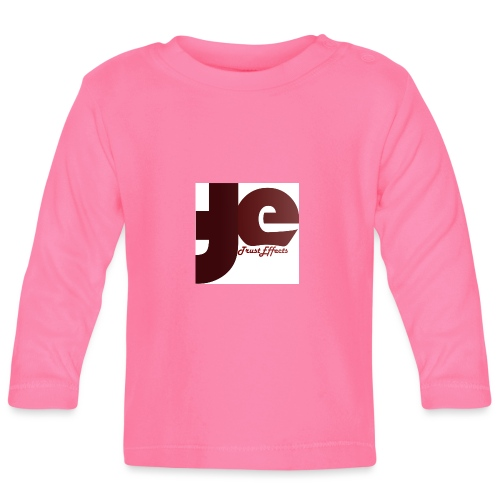 company logo - Baby Long Sleeve T-Shirt