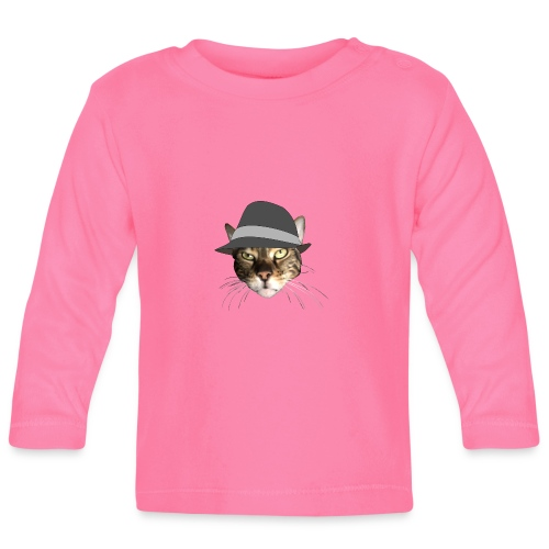 george hat - Baby Long Sleeve T-Shirt