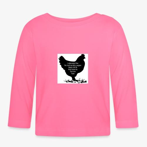 2DE2ADD8 8397 41E2 B462 85931C4D203C - Baby Long Sleeve T-Shirt