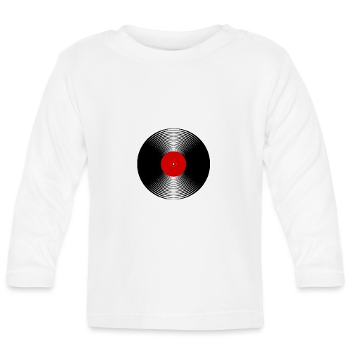 LP Vinyl - Baby Long Sleeve T-Shirt