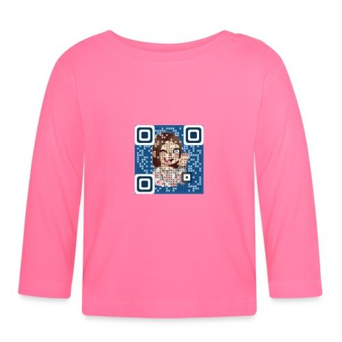 nattieQR - Langærmet babyshirt