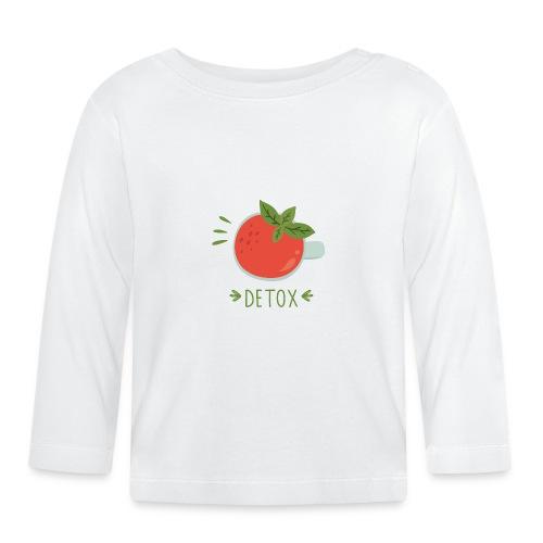 Detox Juice - Maglietta a manica lunga per bambini