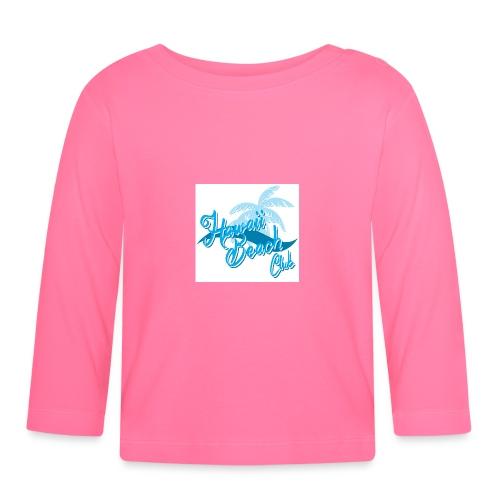Hawaii Beach Club - Baby Long Sleeve T-Shirt