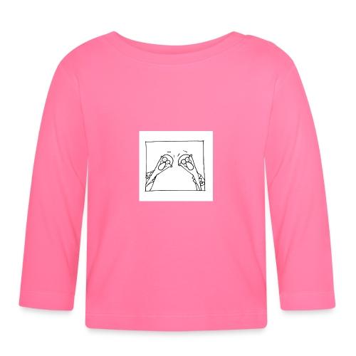 w14 oni - Koszulka niemowlęca z długim rękawem