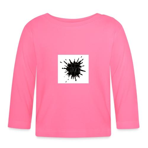 Blacktuber Splash Logo - T-shirt