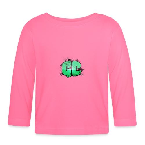 Badge - GC Logo - Langærmet babyshirt