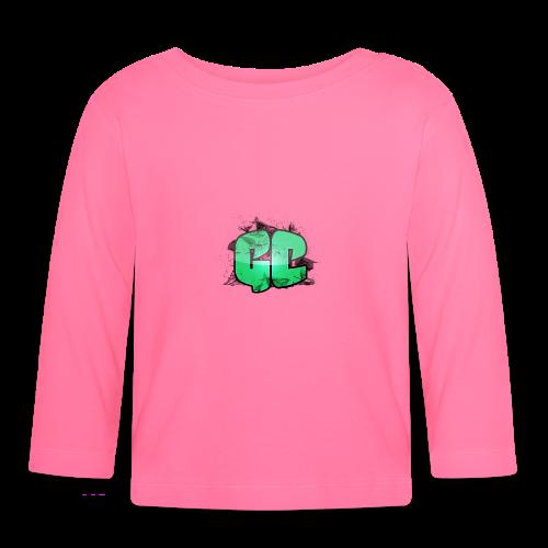 Kanin - GC Logo - Langærmet babyshirt