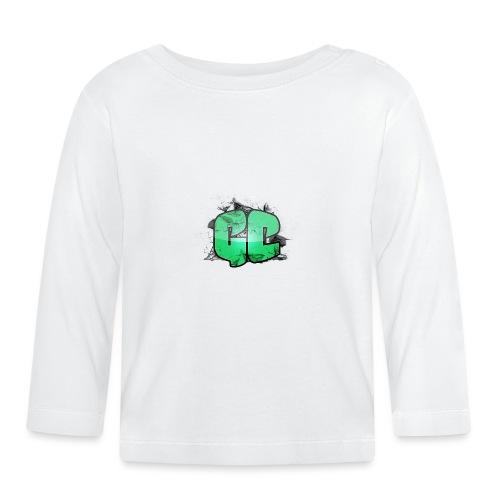 Hættetrøje - GC Logo - Langærmet babyshirt