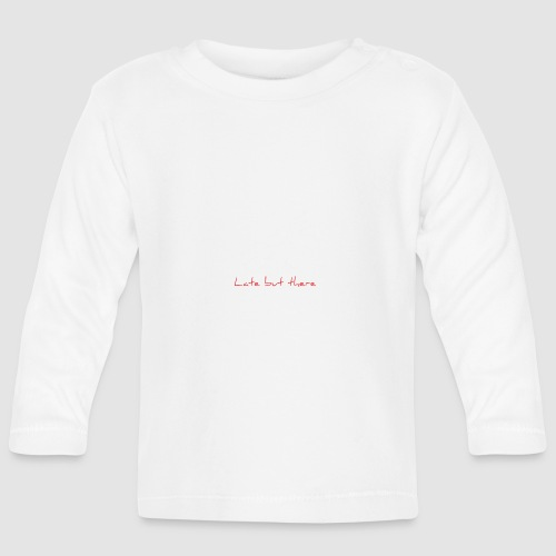 lurr unicorn - Baby Long Sleeve T-Shirt