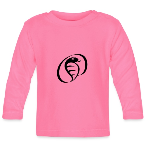 Kobra Kai logo - Långärmad T-shirt baby