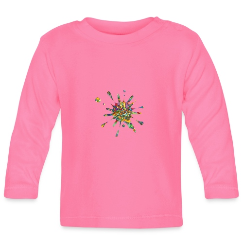 La Mancha creative - Baby Long Sleeve T-Shirt