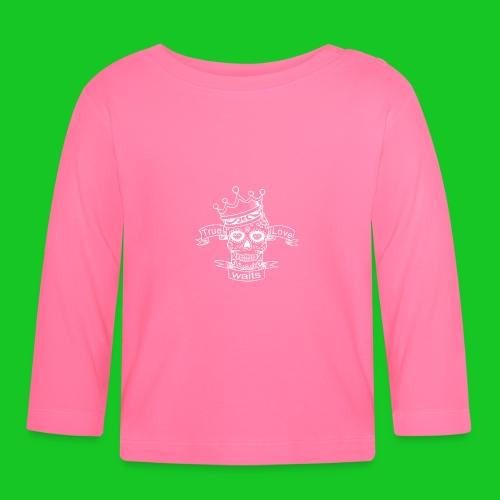 Schedel met kroon - T-shirt