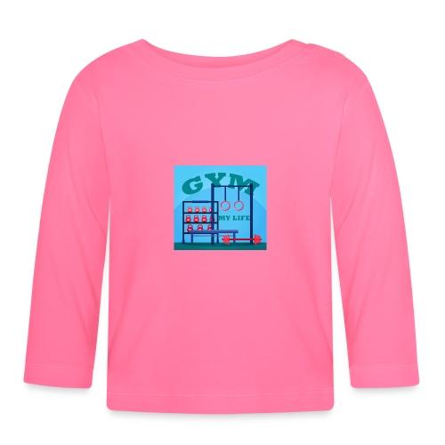 GYM - Vauvan pitkähihainen paita