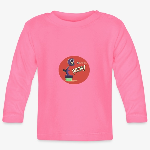Serie animados de los 80's - Camiseta manga larga bebé
