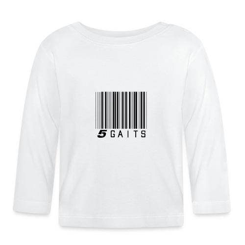 5gaitsBarcode - Baby Long Sleeve T-Shirt