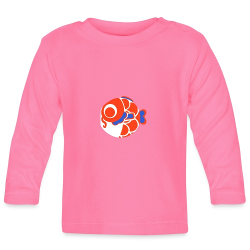 koi france - T-shirt manches longues Bébé