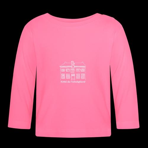 Hotel de Tabaksplant WHITE - Baby Long Sleeve T-Shirt