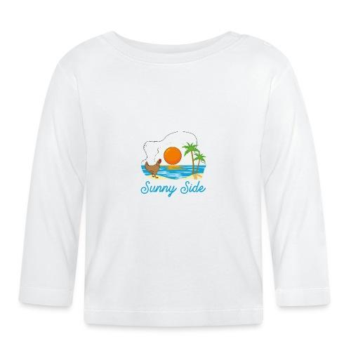 Sunny side - Maglietta a manica lunga per bambini