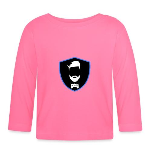 Kalzifertv-logo - Langærmet babyshirt