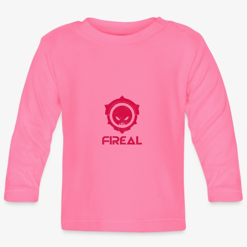 Fireal Imperial Design tote bag - Baby Long Sleeve T-Shirt