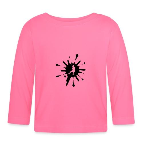 cs Canyoning Splash - Baby Langarmshirt
