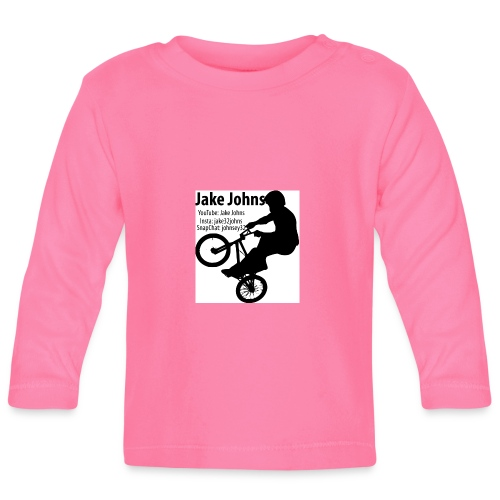 Jake Johns - Baby Long Sleeve T-Shirt