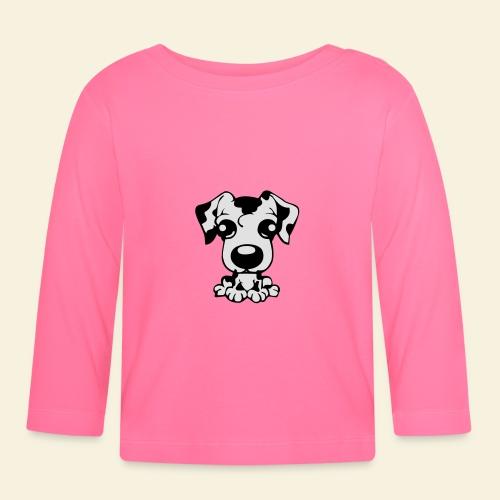 dalmatiner_Puppy2 - Baby Langarmshirt
