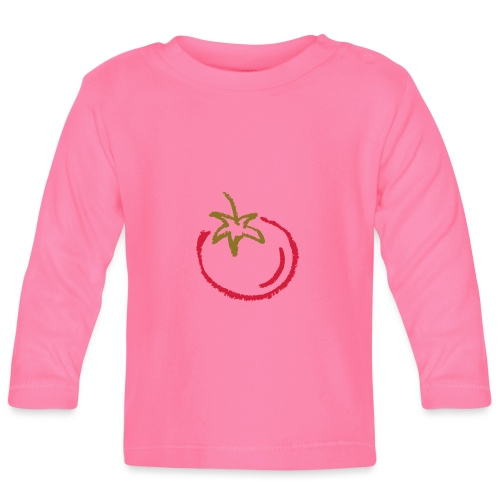 tomato 1000points - Baby Long Sleeve T-Shirt