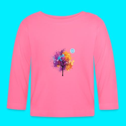 LOGO AUTUNNO BANCOMATTI - Maglietta a manica lunga per bambini