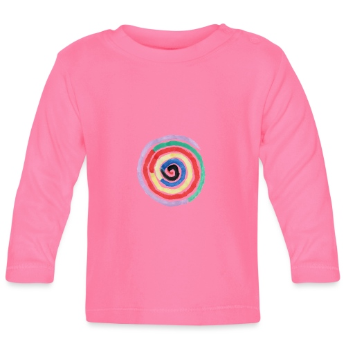Spirale - Baby Langarmshirt
