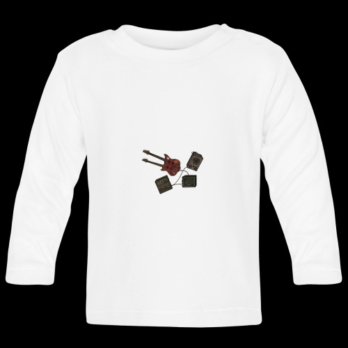 Music - Baby Long Sleeve T-Shirt