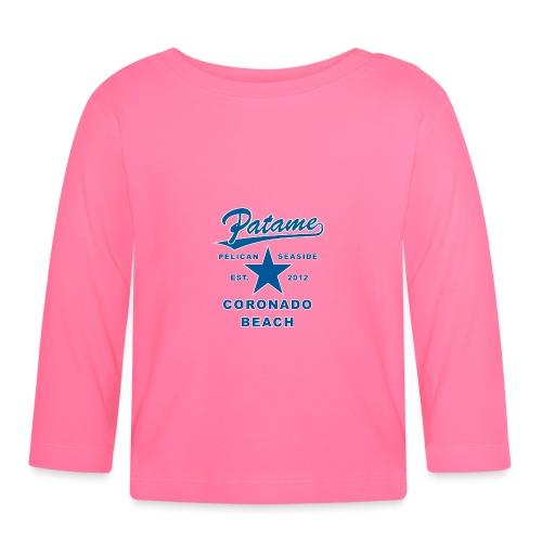 Patame Coronado Beach - Baby Langarmshirt