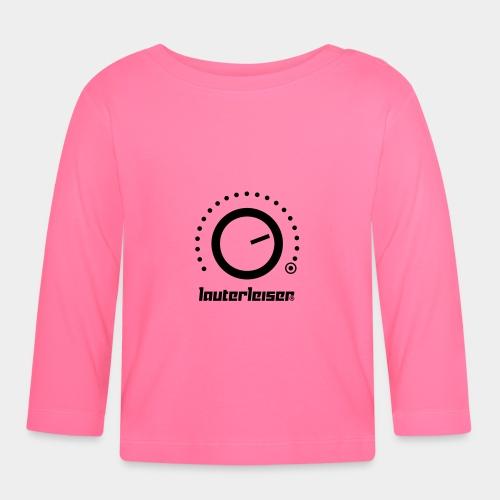 Lauterleiser ® - Baby Langarmshirt