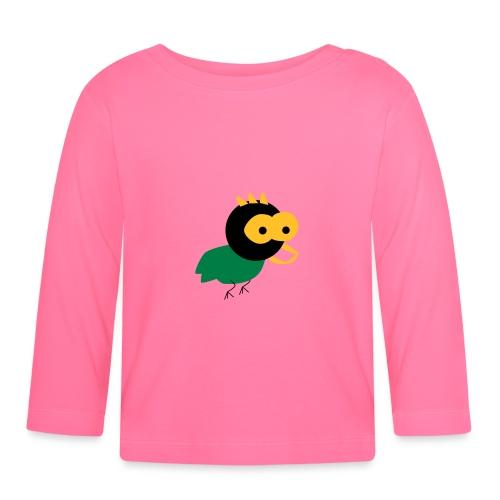 lintu-eps - Vauvan pitkähihainen paita