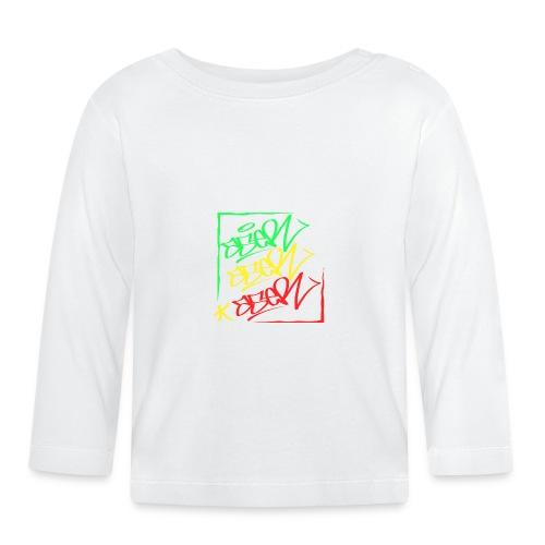 ASER reggae-style - Baby Langarmshirt