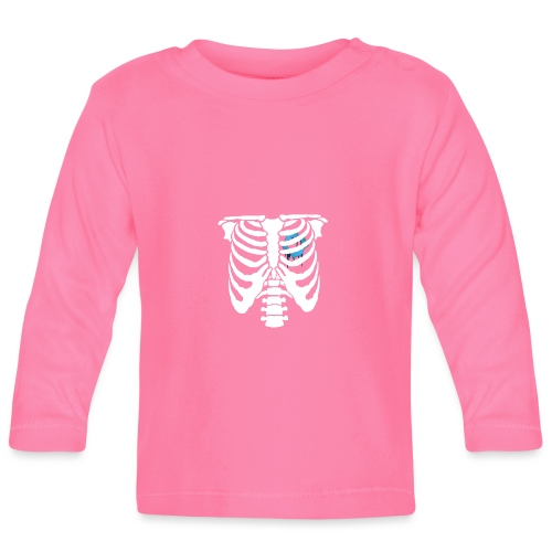 JR Heart - Baby Long Sleeve T-Shirt
