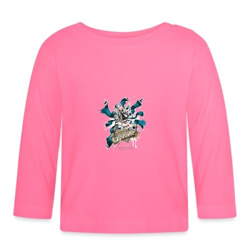 Sandra 2 2 png - Baby Langarmshirt