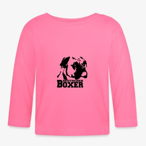 Deutscher Boxer - Baby Langarmshirt
