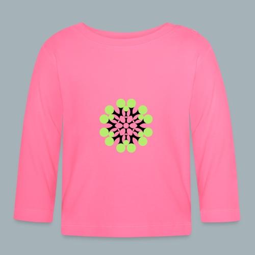 Floral Shirt Long Sleeved - T-shirt