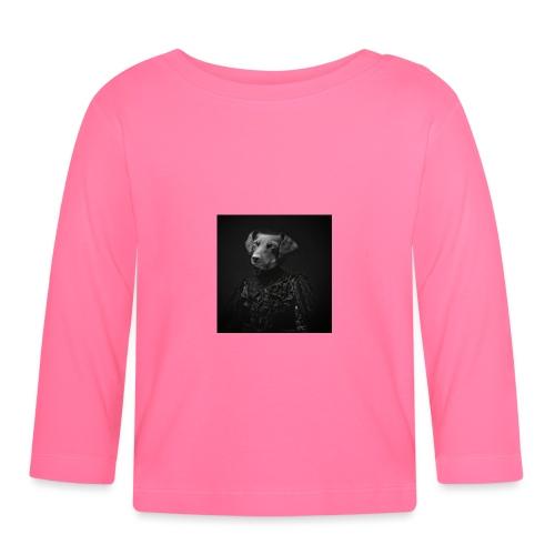 Lady Dog - Koszulka niemowlęca z długim rękawem