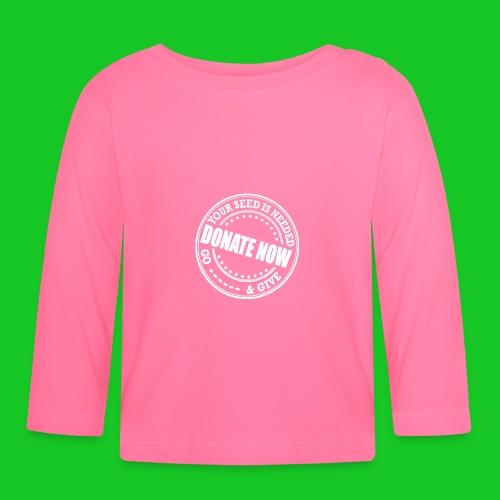 Doneer nu - T-shirt