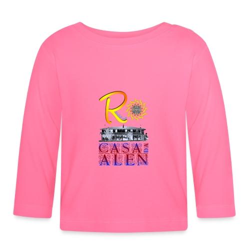 RESOLAINA - Camiseta manga larga bebé