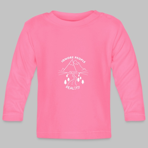 Escape Reality - Baby Long Sleeve T-Shirt