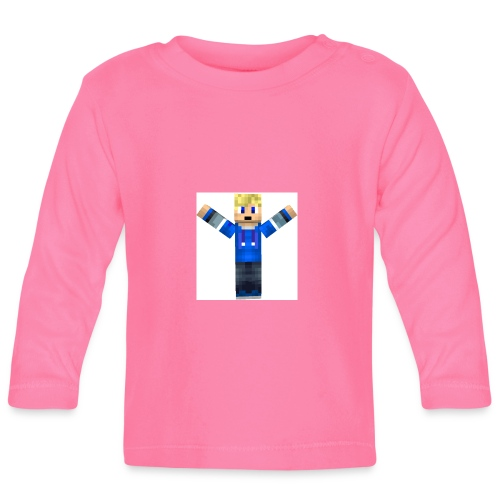 Ozzians_skin_bild - Långärmad T-shirt baby
