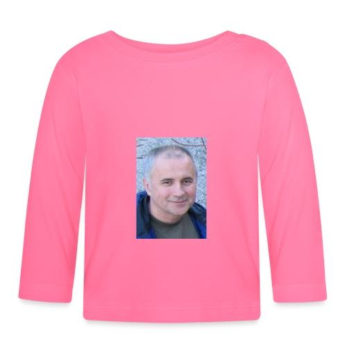 tibor csikos - Långärmad T-shirt baby
