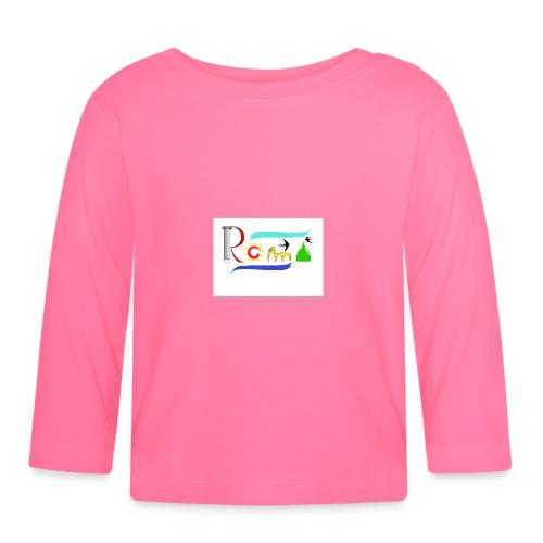 Roma1 - Maglietta a manica lunga per bambini