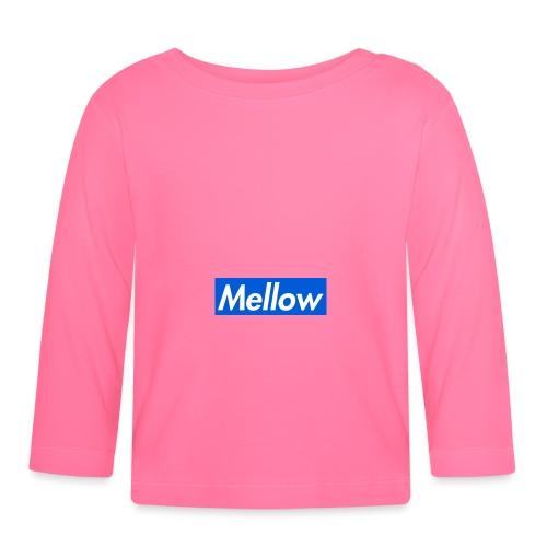 Mellow Blue - Baby Long Sleeve T-Shirt