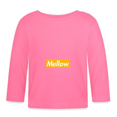 Mellow Orange - Baby Long Sleeve T-Shirt
