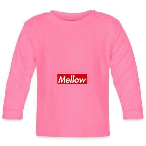 Mellow Red - Baby Long Sleeve T-Shirt