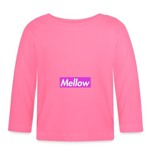 Mellow Purple - Baby Long Sleeve T-Shirt